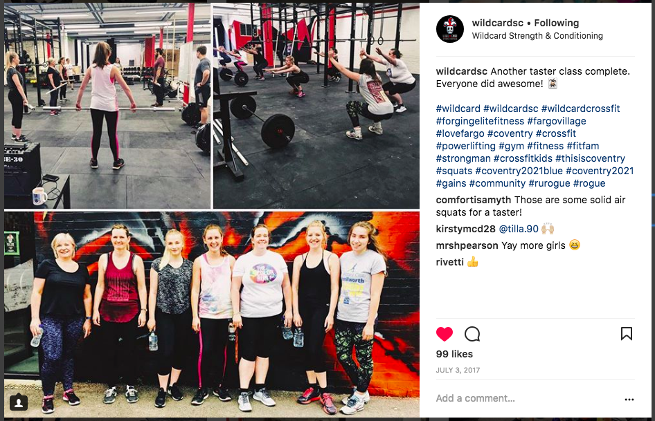 Our CrossFit Taster Session