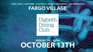 Digbeth Dining Club at FarGo Village